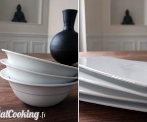 Nouvelle cuisine, nouvelle vaisselle : La surprise Alinéa !